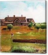 Bolingbrook Golf Club Canvas Print