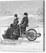 Bollee Carriage, 1898 Canvas Print