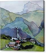 Bolzano Canvas Print