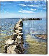 Bombay Beach 2 Canvas Print