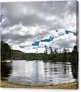 Bon Echo Lagoon Panorama Canvas Print