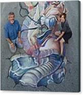 Bonafish Final Canvas Print