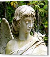 Bonaventure Angels Series - Clipped Wing Canvas Print