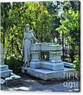 Bonaventure Cemetery 2 Canvas Print