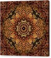 Bone Tapestry 2 Canvas Print