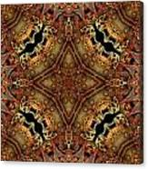Bone Tapestry Canvas Print
