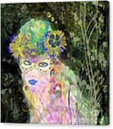 Bonnie Blue Canvas Print
