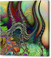 Boogaloo Canvas Print