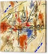 Boondocks Canvas Print