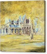 Boone House Canvas Print