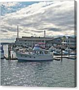 Boothbay Harbor 0231 Canvas Print