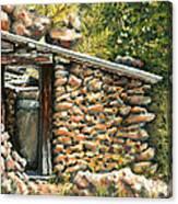 Bootlegger Days Canvas Print