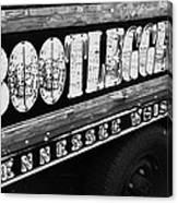 Bootleggers Inn Nashville Tennessee Canvas Print