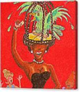 Booyah Canvas Print