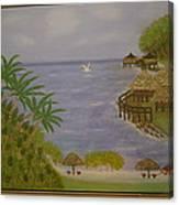 Bora Bora Canvas Print