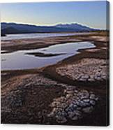 Borax Lake Canvas Print