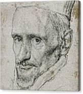 Borja Y Velasco, Gaspar De 1580-1645 Canvas Print