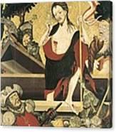Borrassa, Llu�s 1360-1425 Canvas Print
