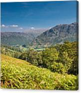 Borrowdale Canvas Print