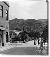 Bosnia - Sarajevo C1947 Canvas Print