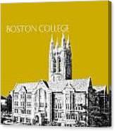 Boston College - Gold Canvas Print