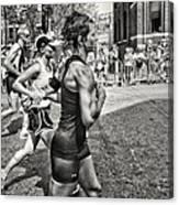 Boston Marathon 2012 Canvas Print