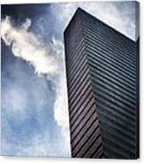 Boston Monolith Canvas Print