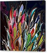 Botanica 3 Canvas Print