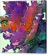 Botanica Fantastica I Canvas Print