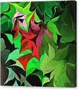 Botanical Fantasy 071613 Canvas Print