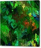 Botanical Fantasy 110413 Canvas Print
