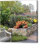 Botanical Gardens8 Canvas Print