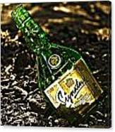 Signature Whiskey Canvas Print