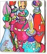 Bottle2010 Canvas Print