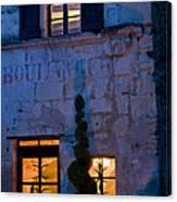 Boulangerie Canvas Print