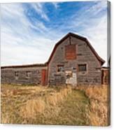 Boulder Barn Canvas Print