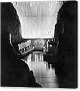 Boulder Dam Canvas Print