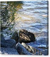 Boulder Canvas Print