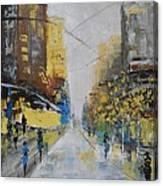 Boulevard Canvas Print