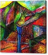 Boundary Canvas Print