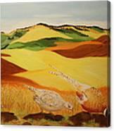 Bountiful Palouse Canvas Print