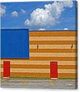 Bowling Alley Img 3587 Canvas Print