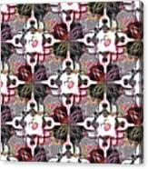 Boxer Abstract 20130126v4 Canvas Print