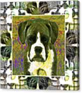 Boxer Dog 20130126 Canvas Print