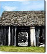 Boyne Barn Canvas Print