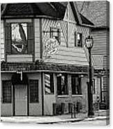 Brady Pub Canvas Print