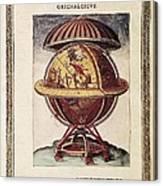 Brahe, Tycho 1546-1601. Danish Canvas Print