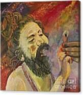 Sadhu Canvas Print