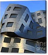Brain Institute Building Las Vegas Canvas Print