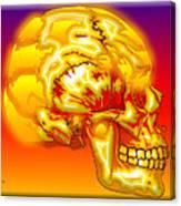 Brain Storm Canvas Print